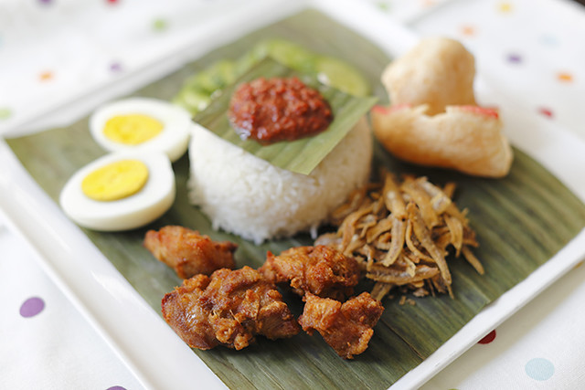Nasi Lemak, another view