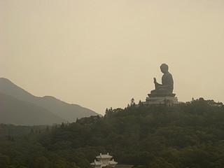 022 Buddha vanuit gondel