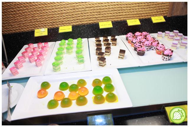 desserts cakes from Jang Gun