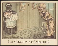 1 - I'm granpa at last, eh? [front]