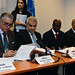 Signing of SAP for Nubian Aquifer