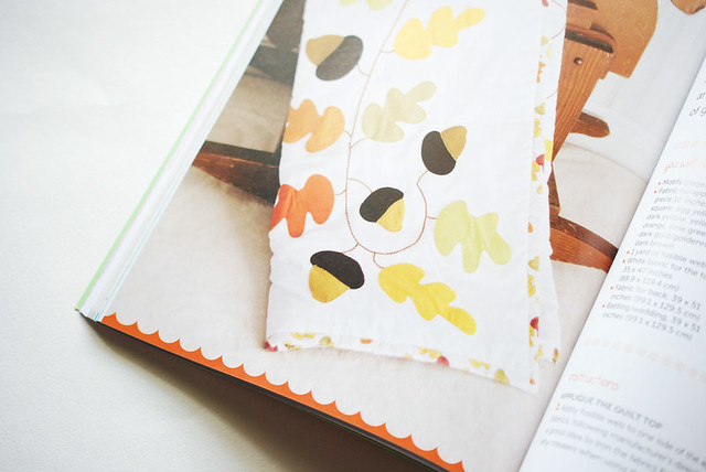 Stitched Blooms Book Review