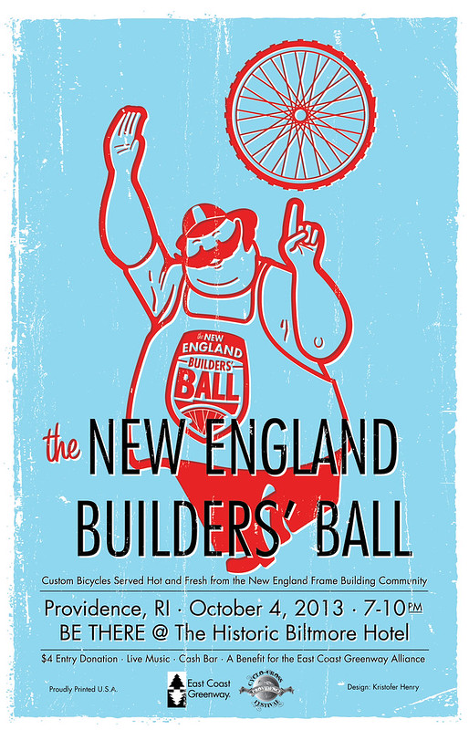 New England Builders' Ball : Friday October 4th, 2013