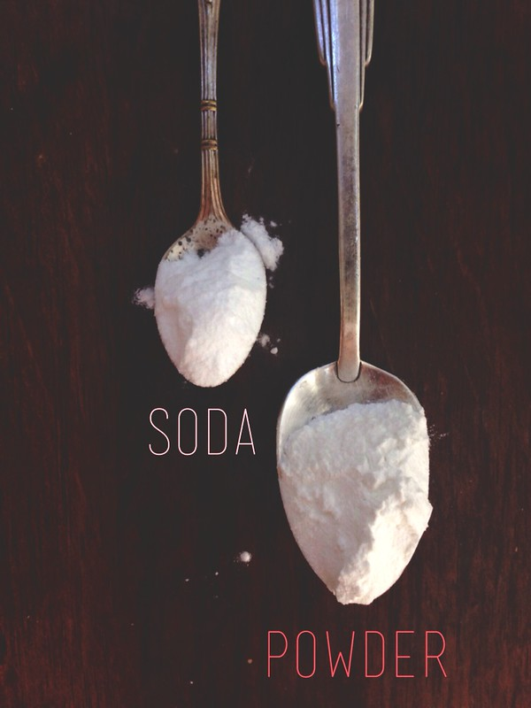 Baking 101: The Difference Between Baking Soda and Baking Powder