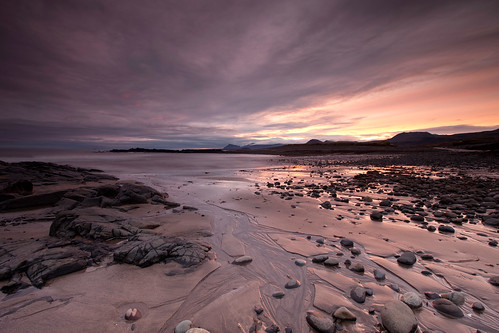 sunset sun clouds landscape snæfellsjökull soe snæfellsnes ský sólarlag landslag sólsetur ljósmyndaferð blinkagain