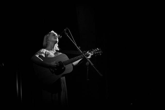 44/365 - Laura Marling at York Hall