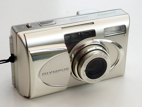 Olympus mju V (Stylus Select 105) by pho-Tony