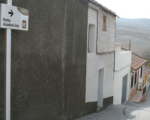 Granada - Calicasas - Comarca de La Vega y la Campana  37 16' 23.70 -3 37' 17.77
