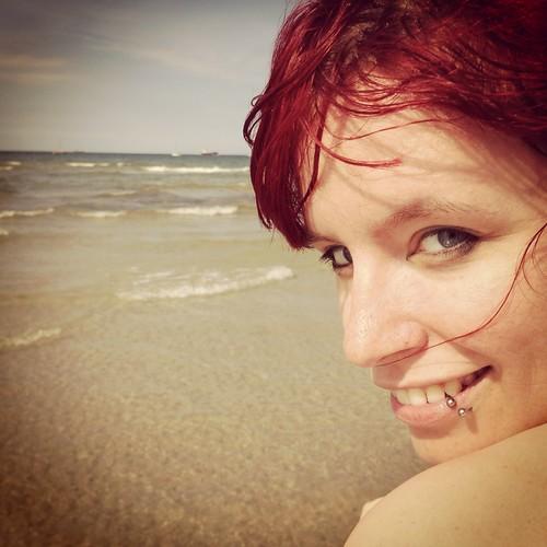 Strandgirl 2