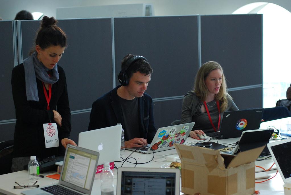 Mozilla Festival Storytellers