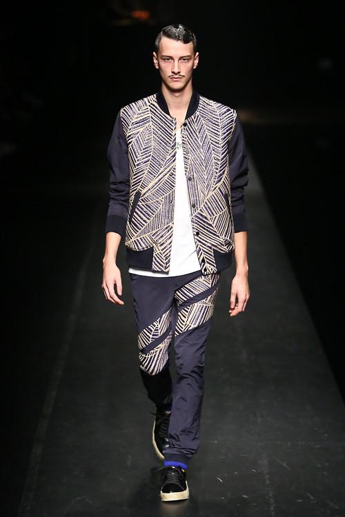 SS14 Tokyo yoshio kubo019_Benjamin Jarvis(Fashion Press)
