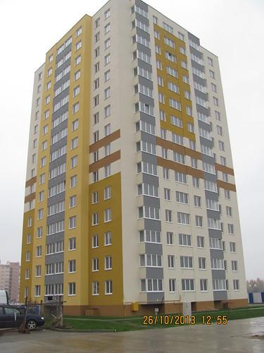 Дом №3 на Аксакова от Мегаполиса