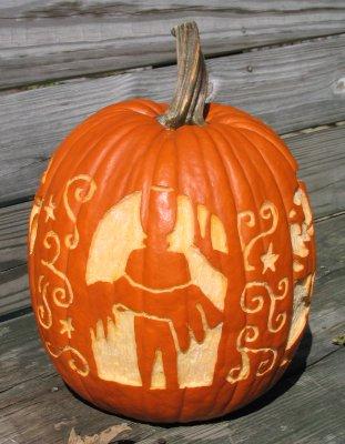 2005 Lantern Pumpkin, 4