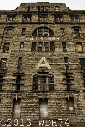 Pillsbury A Mill by William 74