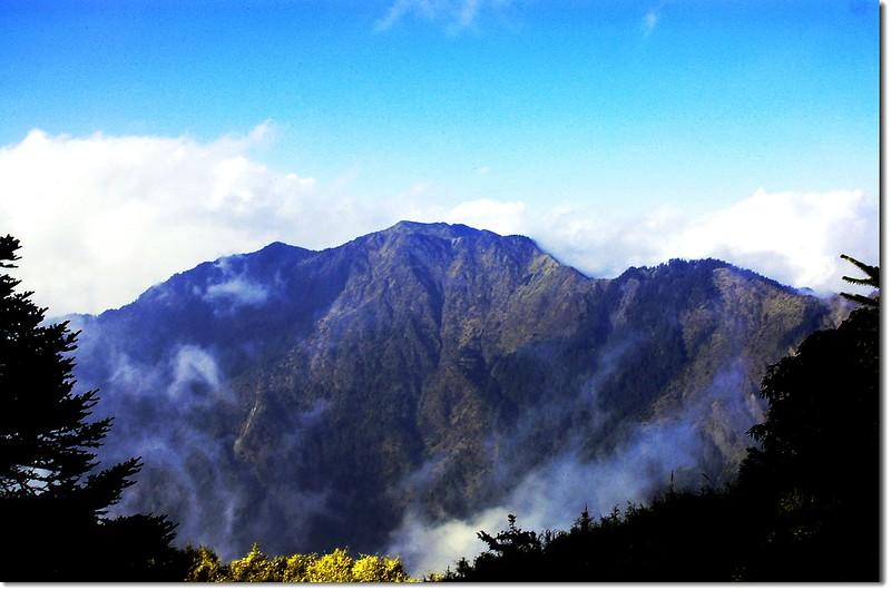 干卓萬山(卓社十八岩峰北望) 4