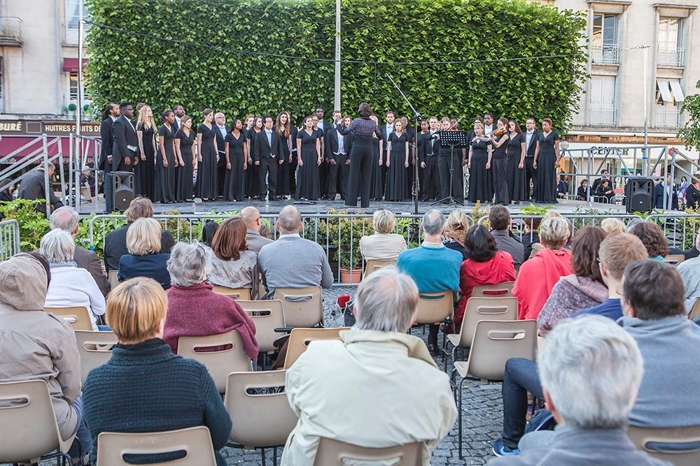 Georgia State University Singers 2013 Concert Tour of France