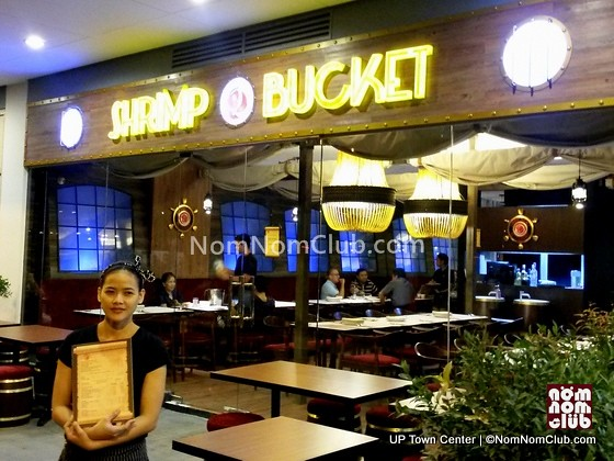 Shrimp Bucket