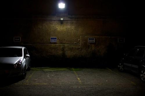 """285/365 - """"Night Walking"""" nr.12 by Luca Rossini"""