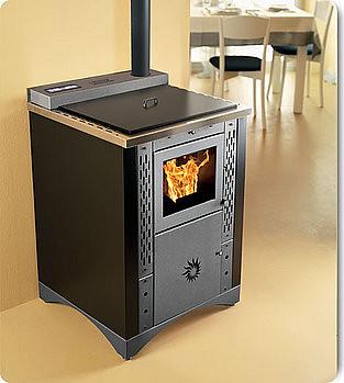 ent soulet chauffage granul bois 24 cuisini re. Black Bedroom Furniture Sets. Home Design Ideas