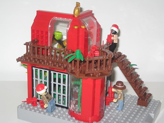 On The 339th Day of Lego My True Love Built For Me...