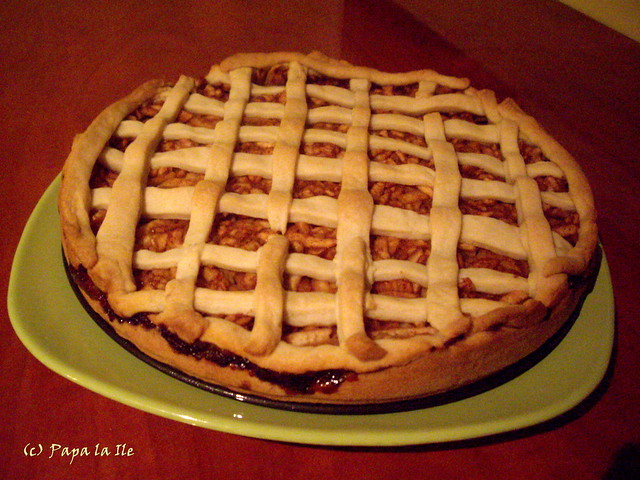 Tarta cu mere (8)