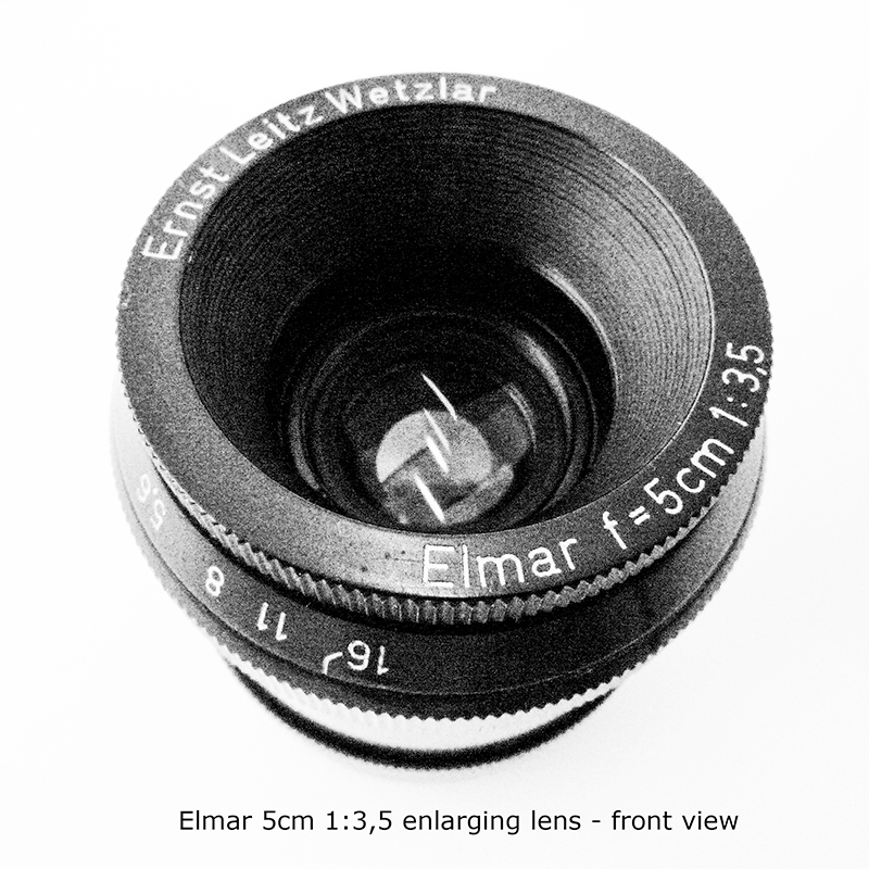 ANSIX 35MM F//3.5 ENLARGING LENS
