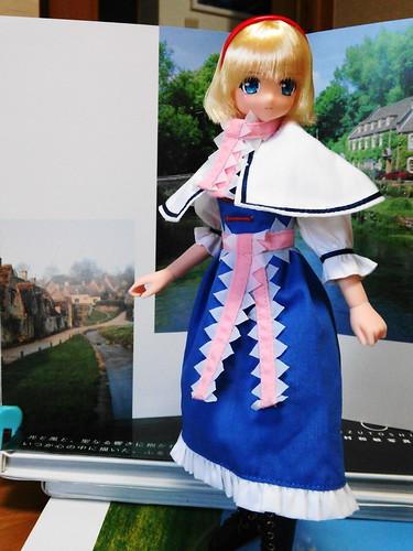 Hello Alice Margatroid!