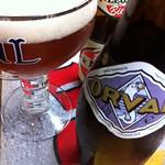 ベルギービール大好き!!オルヴァル Orval