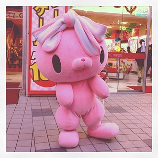 汎用うさぎ #hanyousagi #morichack character costume