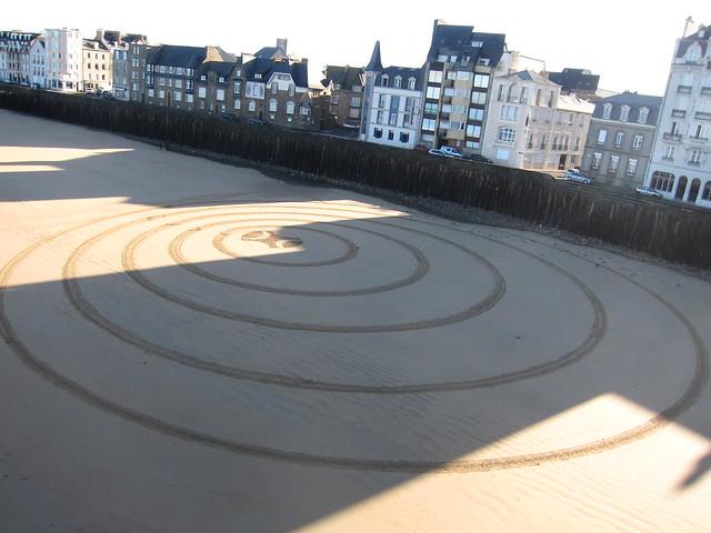 session KAP de Sand Art à Saint Malo 11453544194_7dbb7c1302_z