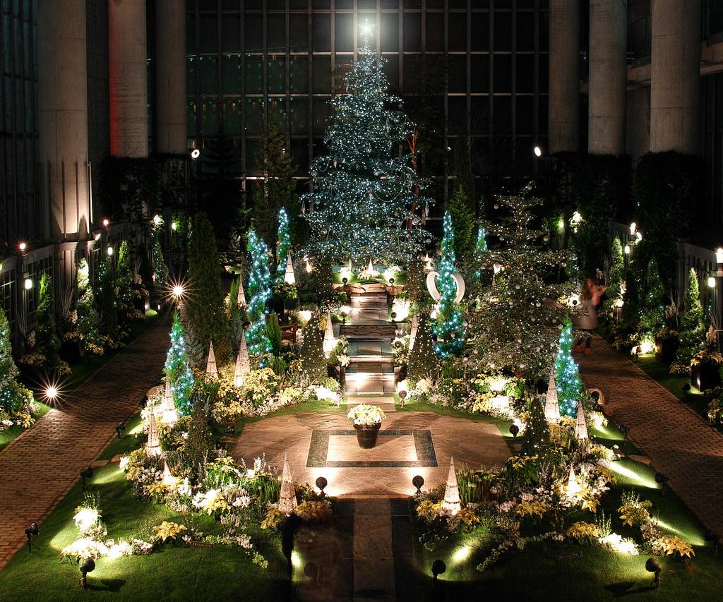 「聖地のクリスマス」 in 奇跡の星の植物館 2013
