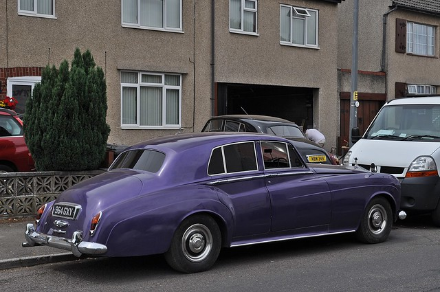 Bentley Spotting Lovely Lilac Update