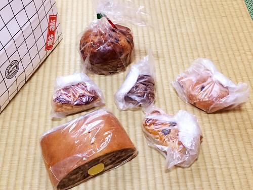神戸屋のパン福袋 2014