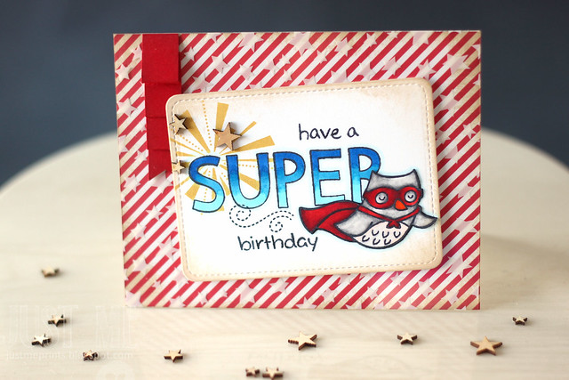 have a SUPER birthday.