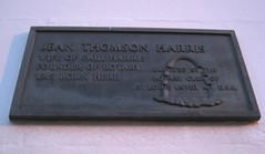 Photo of Black plaque number 30281