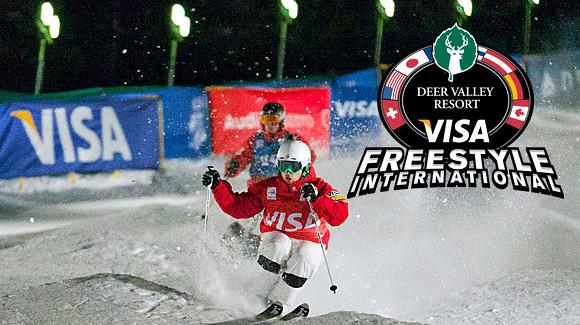 Visa Freestyle WC Deer Valley