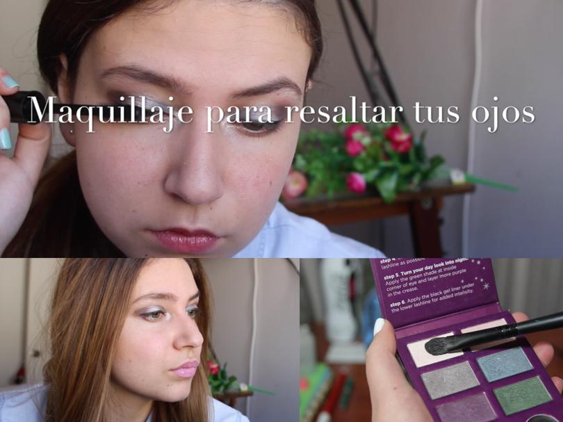 Marketing Maquillaje para resaltar tus ojos
