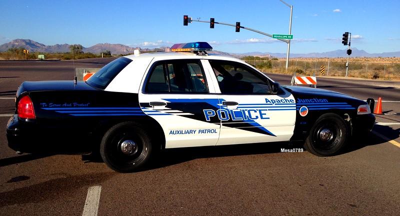 Apache Junction Arizona Police - Flickr - Photo Sharing!