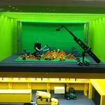 The LEGO Movie Display at LEGOLAND California