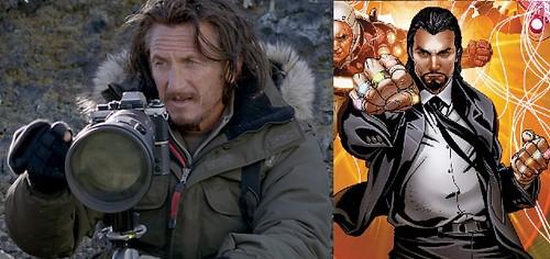 Sean Penn to play REAL Mandarin in Iron Man 4