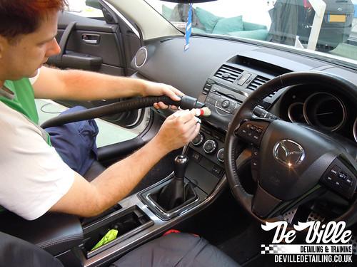 Mazda 6 Sport detail by DeVille Detailing 115