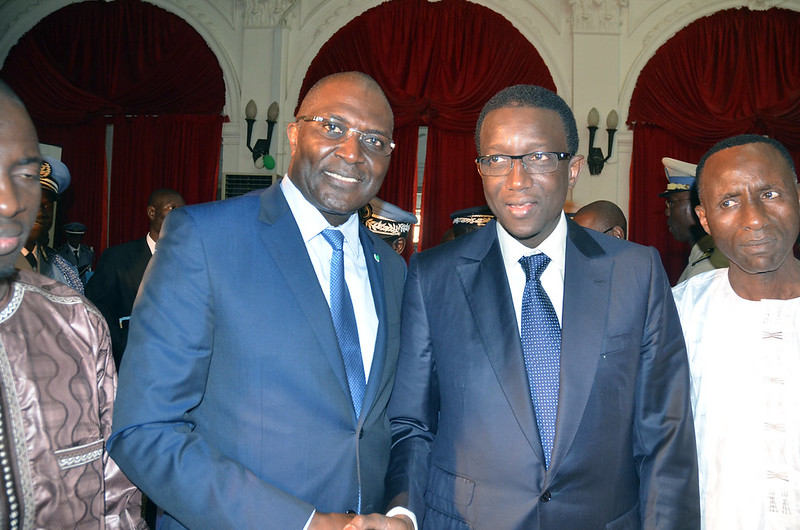 Douane PBN Amadou Ba