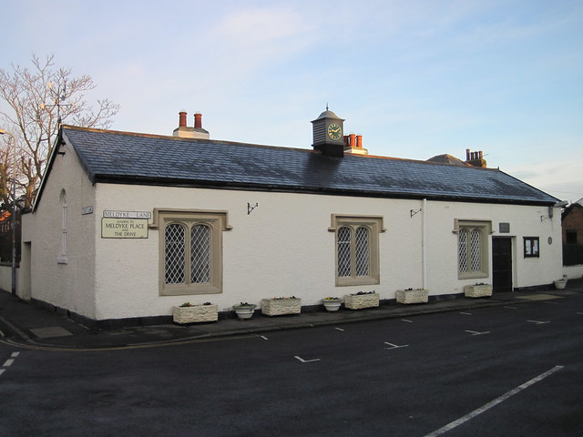 Memorial Hall, Stainton