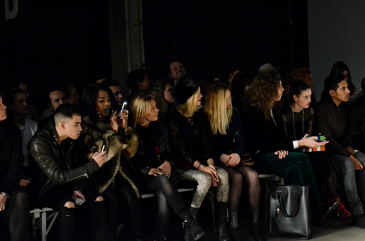 DSC_9968 Franzel amsterdam fashion week 2014 frontrow