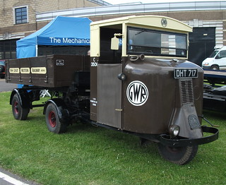Scammell Mechanical Horse 1936