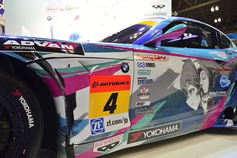 GOODSMILE RACING MIKU Z4 2014