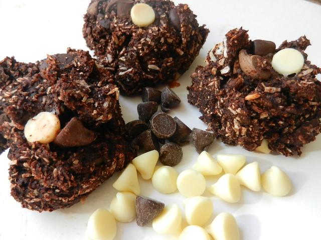 Galette Méli-mélove au chocolat