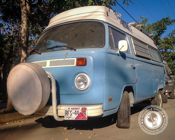 How to Travel Mexico in Style - VW Bus