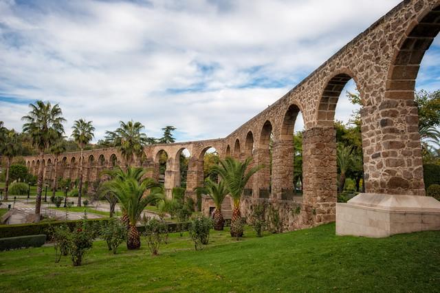 Aqueduct – Acueducto de Plasencia, Cáceres (Spain)