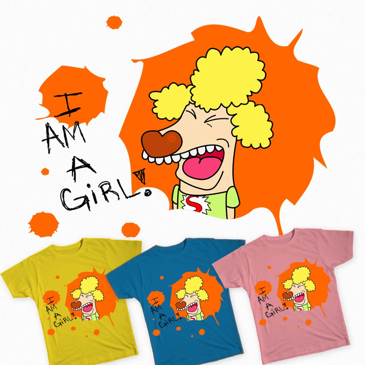 I am a Girl!